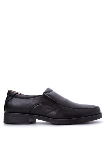 Itti black Men's Formal Shoes IT425SH56GELPH_1
