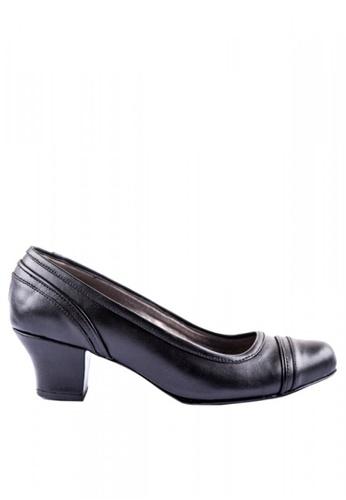 Otto black Block Heel Pumps 6C0B1SHAD7FF67GS_1