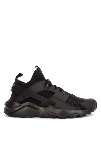Nike black Nike Air Huarache Run Ultra Shoes FAEDCSH6652918GS_1