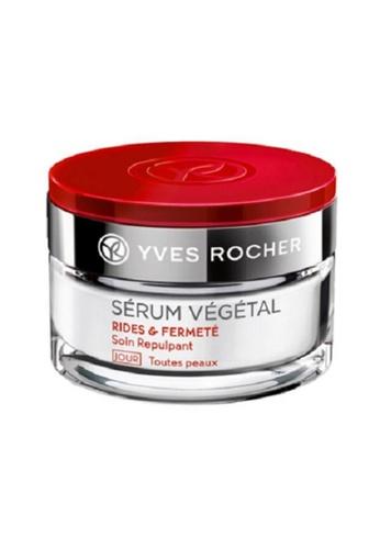Yves Rocher Yves Rocher Serum Vegetal Wrinkles & Firmness - Plumping Care Day 50ml YV348BE0RW2EMY_1