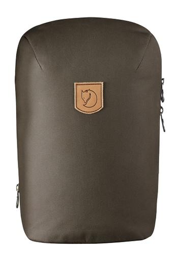 Fjallraven Kanken green Dark Olive Kiruna Backpack Small C6885AC0A76545GS_1