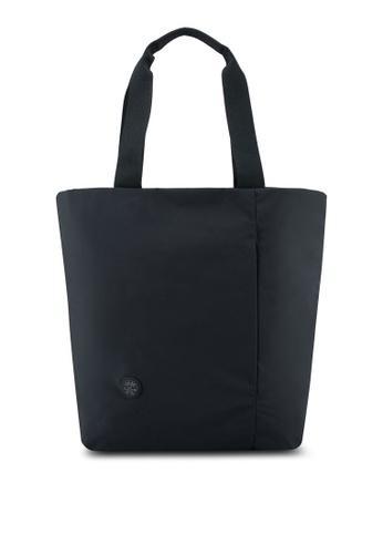 CRUMPLER black Liquid Breakfast Tote Bag CR929AC0SYE7MY_1