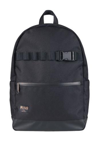 Migo black Award U6 Backpack MI595AC2UT62HK_1