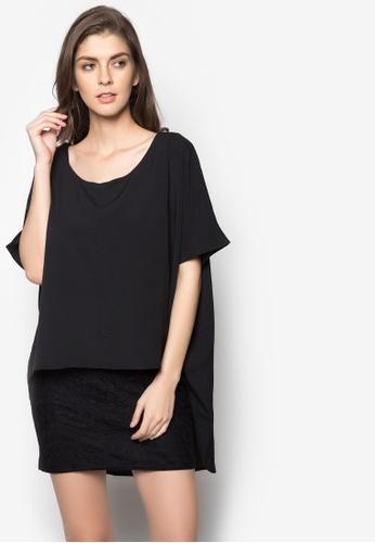 Madelaine Ongpauco Barlao black Haley Dress MA508AA12ENFPH_1