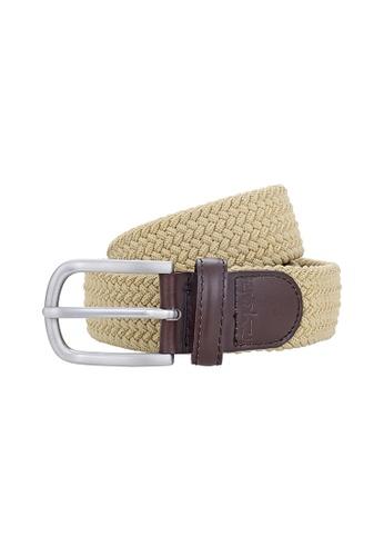 My Flash Trash beige Men's belt BA2A5AC50B2A20GS_1