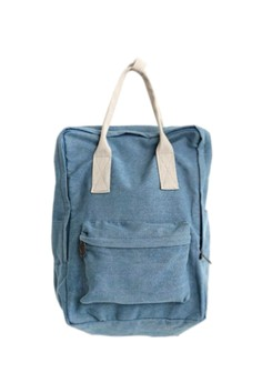 Carefree Denim 2-Way Bag
