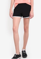 The North Face black Reflex Core Shorts TH274AA39WKIMY_1