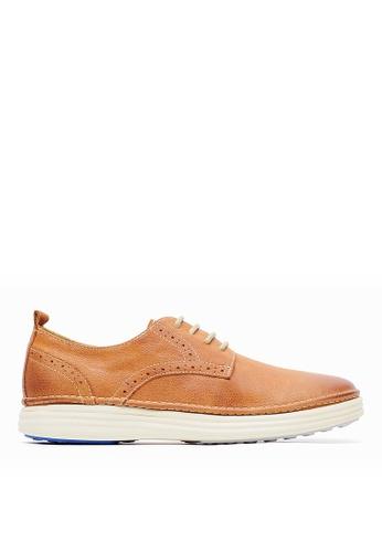 Life8 brown Wax Look Casual Shoes-09719-Brown LI283SH0GP83SG_1