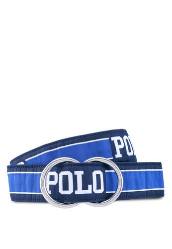 polo ralph lauren navy Casual Medium Belt AE90DAC296C260GS_1