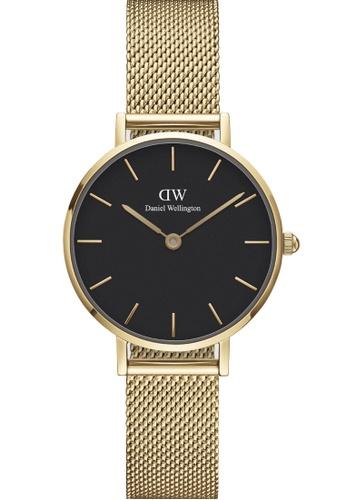 Daniel Wellington gold Petite Evergold Black 28mm Watch D9F12ACE0A99EFGS_1