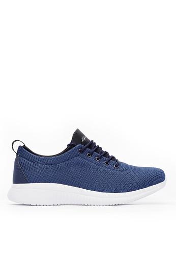 Life8 blue Lightweight Sport Spring Shoes-Blue-09785 3BA49SHB36D409GS_1