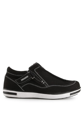 Sneakers Shoes black Charles Shoes SN532SH09FWOID_1