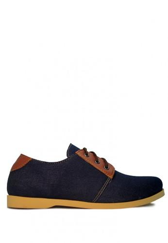 D-Island blue D-Island Shoes Casual Canvas Driving Comfort Dark Blue DI594SH45DFYID_1