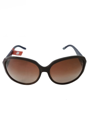 76d5ef2a4ac0 Shop Levi's Full Rim Plastic Frame Round Sunglasses Online on ZALORA  Philippines