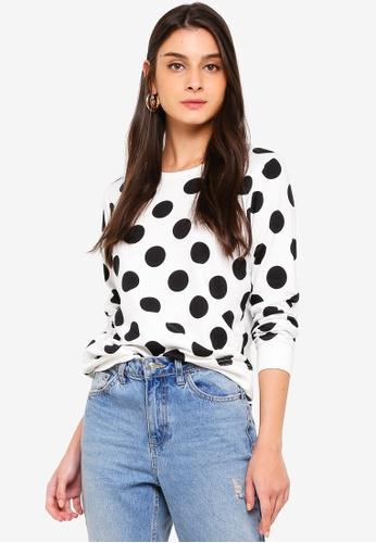 51bcf06956b Buy JACQUELINE DE YONG Apollo Icon Sweater Online on ZALORA Singapore