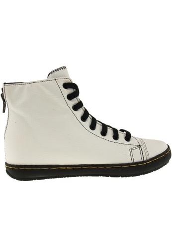 Maxstar white Maxstar Women's 202 Back Zipper Hidden Heel PU Ankle Boots US Women Size MA164SH88QRVSG_1