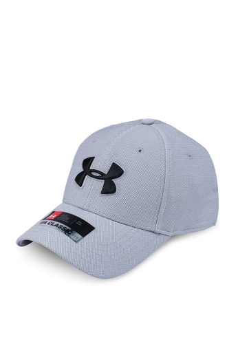 be587164595 Under Armour grey Men s Heathered Blitzing 3.0 Cap 89D6BACED1BE10GS 1