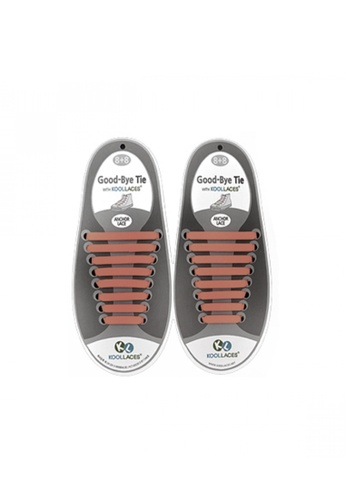 Fashion by Latest Gadget brown No Tie Silicone Shoelaces Size For Adult FA499SH06YEFPH_1