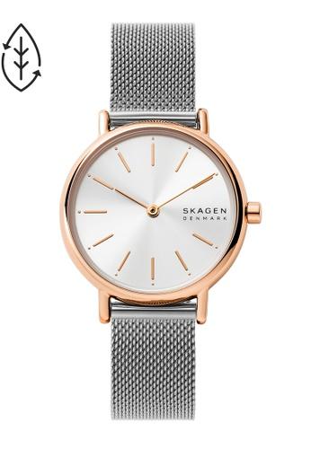 SKAGEN silver Signatur Watch SKW2997 17F63AC282FDD4GS_1