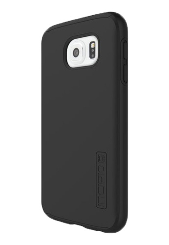 detailed look eb4f5 9fcf1 Incipio DualPro HardShell Case with Impact Absorbing Core for Samsung  Galaxy S6 Edge