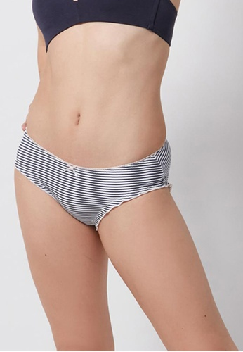 6IXTY8IGHT blue SHANNON, Hipster Panty PT10495 8FB12US64FAD98GS_1