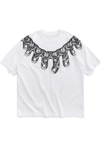Twenty Eight Shoes Trend Printed T-Shirts 1192S20 AD311AAFF4876BGS_1