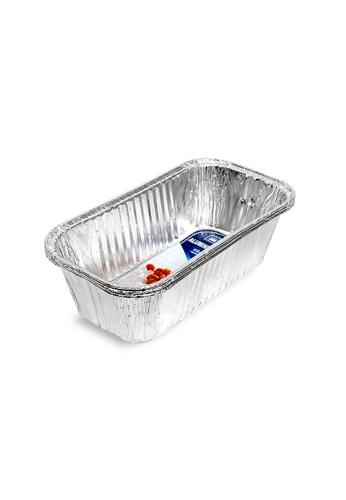 HOUZE Deep Dish Aluminium Foil Tray (Set of 3) - 250x132x70mm 64B4BHLBD909D2GS_1