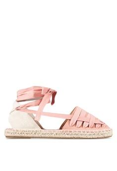 花邊 芭蕾鞋