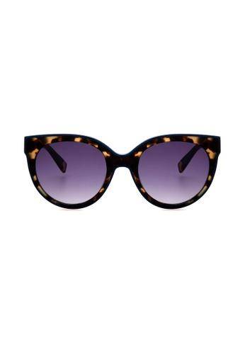 Furla Furla SFU045 Black Sunglasses  FU454AC0RAMJMY_1