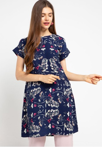 sophistix navy Russell Blouse A0288AA60B6EF2GS_1