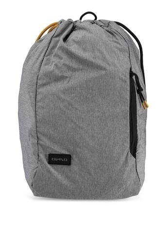 CRUMPLER grey Squid Pocket Large Backpack 4880FACF62942CGS_1
