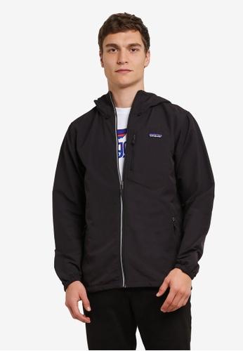 Patagonia black Tezzeron Jacket PA549AA0RQD7MY_1