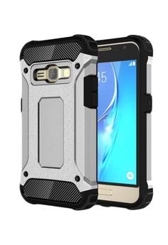 Tough Hybrid Dual Layer Case for Samsung Galaxy J1
