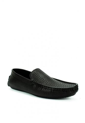 Mario D' boro Runway black Daniel Casual Shoes CA6D7SHCC49913GS_1
