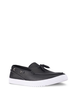 ZALORA Faux Leather Slip-On With Tassels RM 149.00. Available in several  sizes