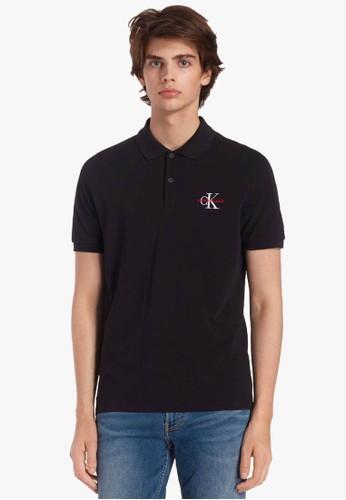 Calvin Klein black CLR BLCK DTL SLM PL 0D8ABAA84CD0BFGS_1