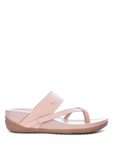 ccc37114eed Shop Otto Laser Cut Sandals Online on ZALORA Philippines