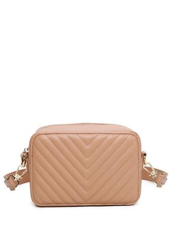 Milliot & Co. pink Viola Sling Bag 29942AC5E3A5F0GS_1