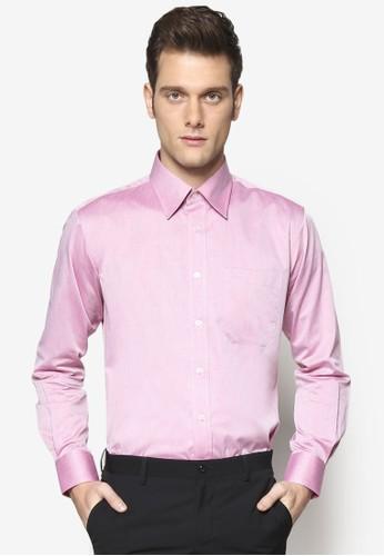 基本款長袖襯衫,esprit分店 服飾, 服飾