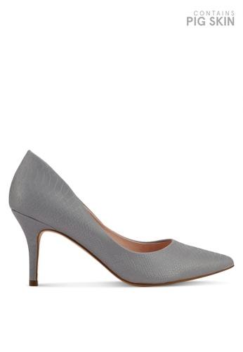 BETSY grey Classic Court Heels 07E87SH88914F0GS_1