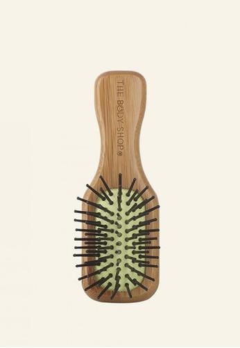 The Body Shop Mini Bamboo Hair Brush TH455BE93LIWMY_1