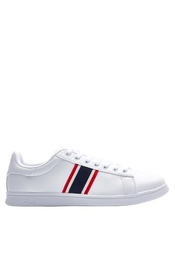 Fila white Classic Sneaker 6BF8FSH4EC91E6GS_1