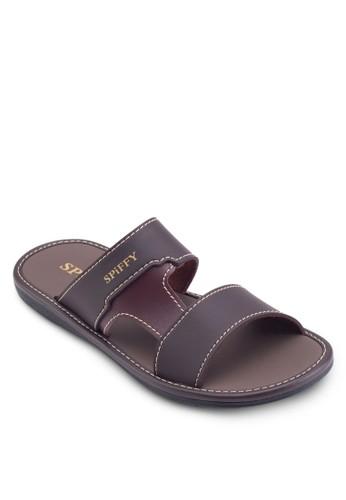 簡約雙帶涼鞋, 韓系時尚,esprit香港門市 梳妝