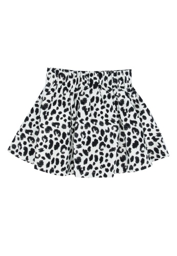 GLOBAL WORK multi Casual Mini Skirt A598BKAF837183GS_1