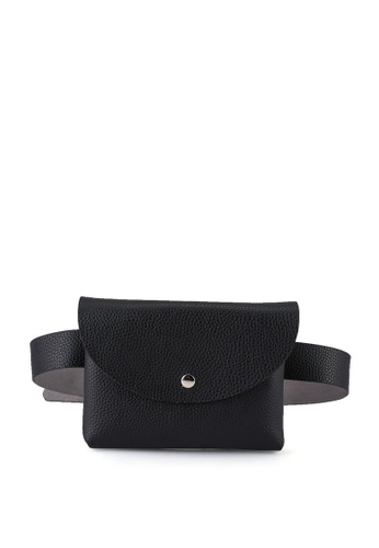 niko and ... black Pebble Bum Bag 9E972AC81DBA84GS_1