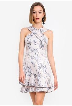 c2411f30 Forever New multi Malibu Cross Front Dress 523DBAAB2981D0GS_1