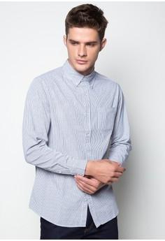 Basic Checkered Long Sleeved Shirt