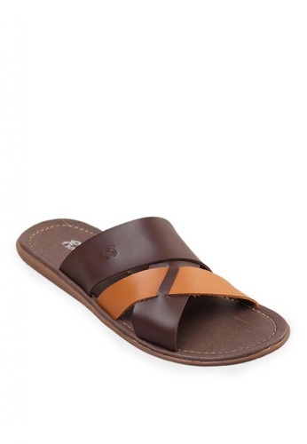 Sandal Pria - Edberth Ardolipit Brown