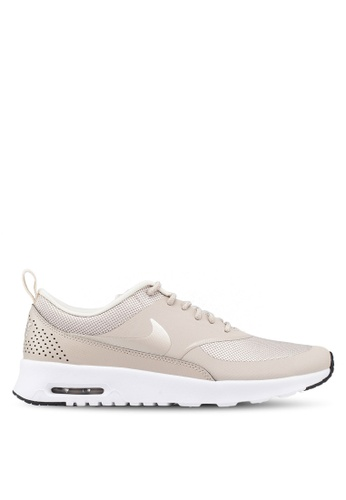 Nike beige Women s Nike Air Max Thea Shoes E5404SHD258FFFGS 1 2d9494d49