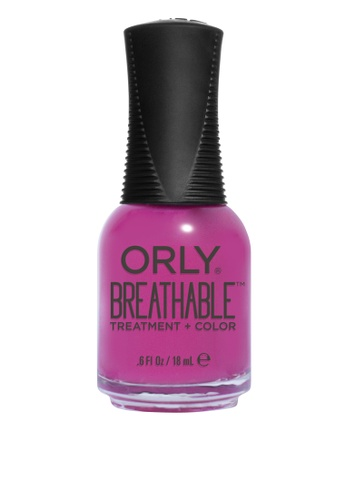 Orly pink Orly Breathable Nail Lacquer Give Me A Break 59E3BBED4B7241GS_1